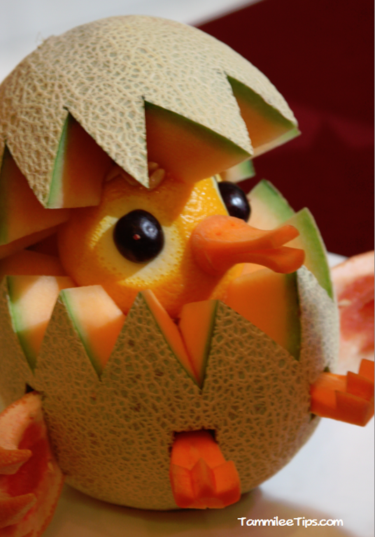 Golden-Princess-Fruit-Animals