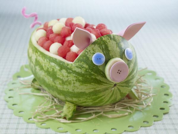 watermelon-pig